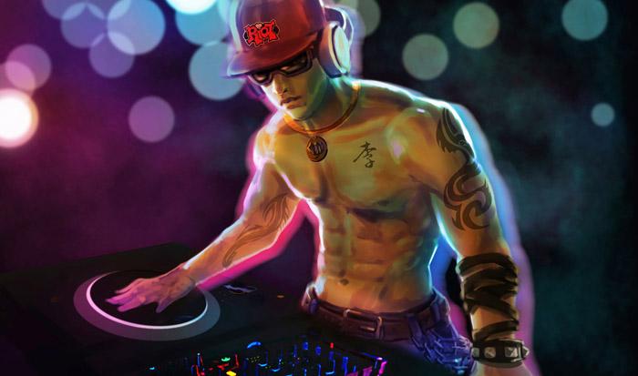 喜欢听dj的人性格是怎么样的图片