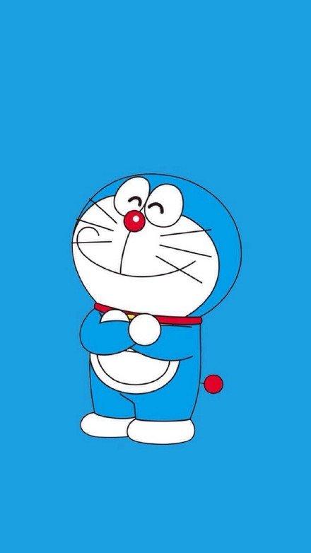 个性网-qq皮肤-蓝胖子_动漫卡通